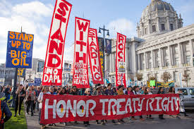 Upcoming Event: Defund DAPL Rally and March, Sat. Feb. 11