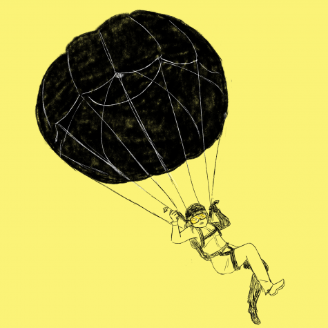 The Parachute Kid: The Untold Story of Student Immigrants
