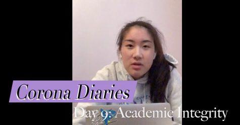 Corona Diaries | Day 9: Academic Integrity