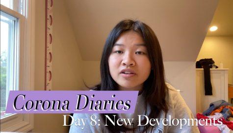 Corona Diaries | Day 8: New Developments