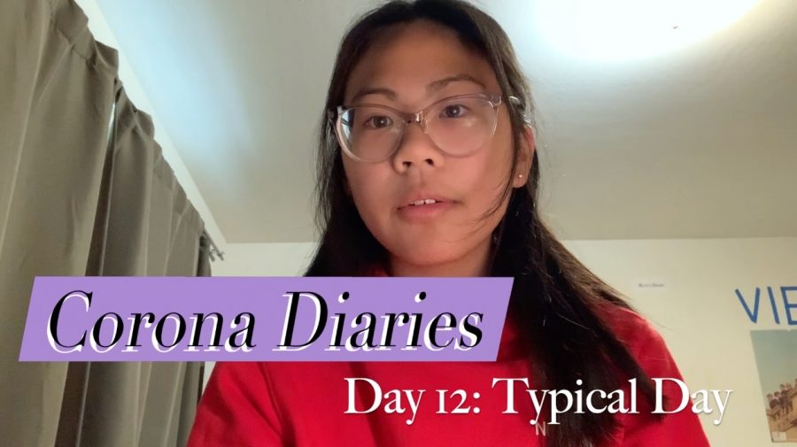 Corona Diaries | Day 12: Typical Day