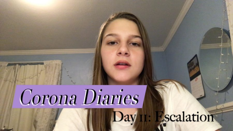 Corona Diaries | Day 11: Escalation