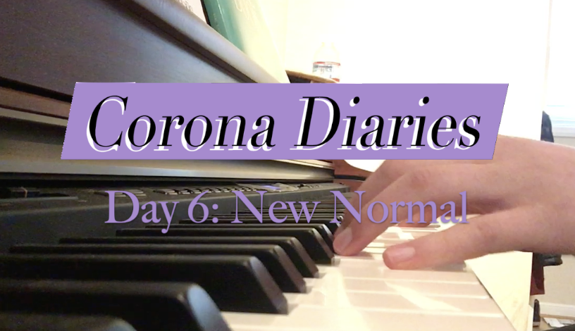 Corona Diaries | Day 6: New Normal