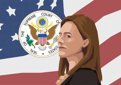 Students, faculty express concern over the confirmation of Justice Amy Coney Barrett